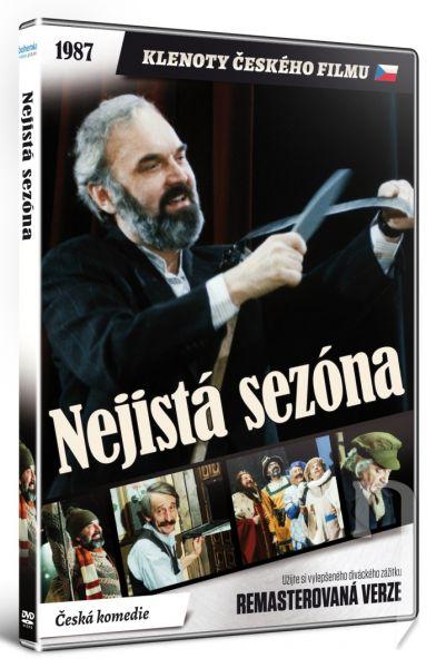 DVD Film - Nejistá sezóna