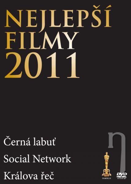 Nejlepší filmy 2011 (králova řeč, social network ,čern
