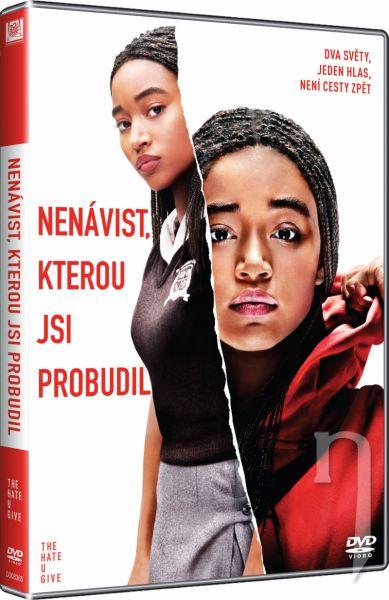 DVD Film - Nenávist, kterou jsi probudil