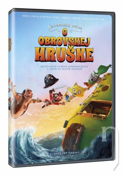 DVD Film - Neuvěřitelný příběh o obrovské hrušce