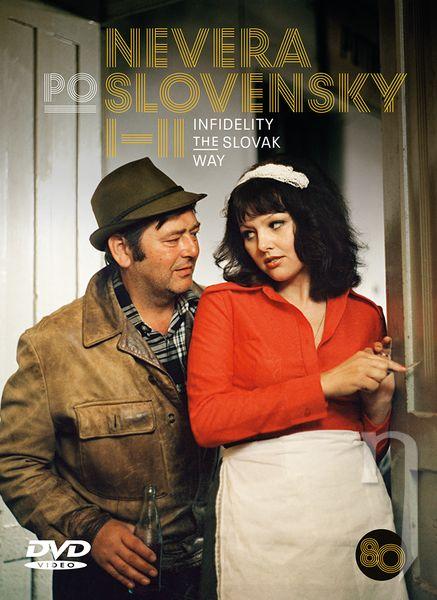 DVD Film - Nevera po slovensky I-II.