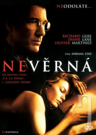 DVD Film - Neverná
