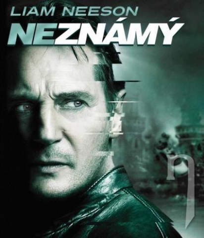 BLU-RAY Film - Neznámy (Bluray)