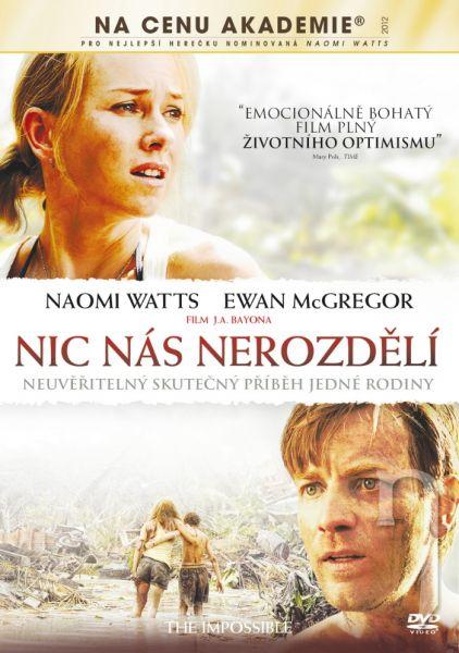 DVD Film - Nič nás nerozdelí