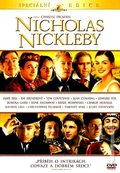 DVD Film - Nicholas Nickleby 2 DVD