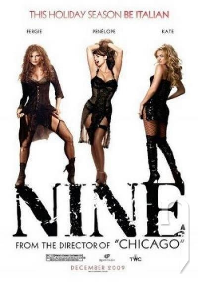 DVD Film - Nine