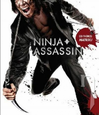 BLU-RAY Film - Ninja Assassin (Blu-ray)