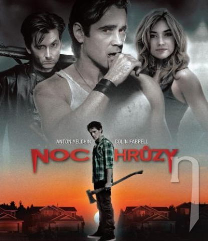 BLU-RAY Film - Noc hrůzy (Bluray)