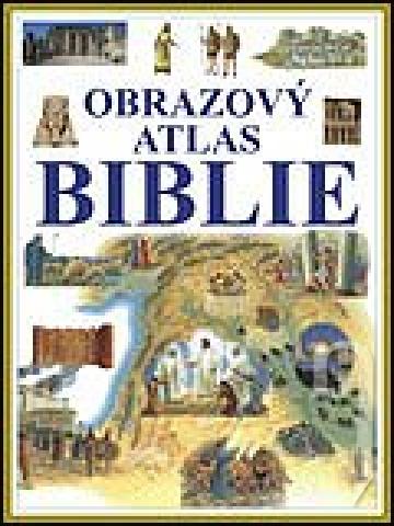 Kniha - Obrazový atlas Biblie