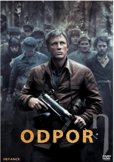 DVD Film - Odpor (pap.box)
