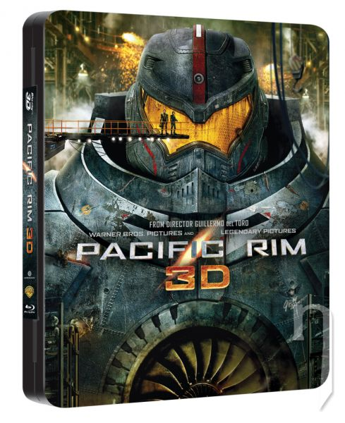 BLU-RAY Film - Ohnivý kruh 2D/3D (3 Bluray) - Futurepack