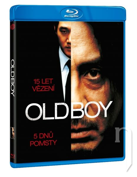 BLU-RAY Film - Old Boy