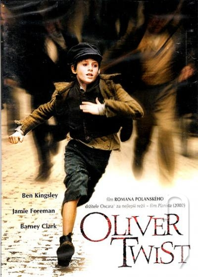 DVD Film - Oliver Twist