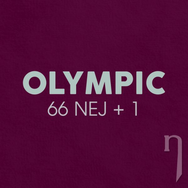 CD - OLYMPIC: 66 NEJ + 1 (1965-2017) 3CD