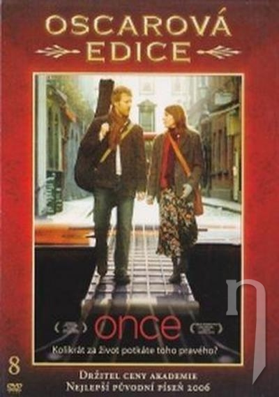 DVD Film - Once (pap. box)