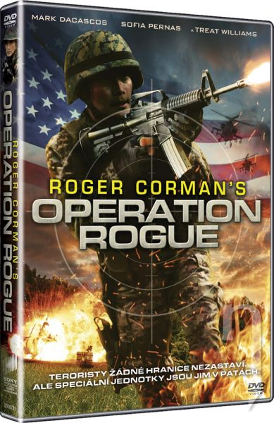 DVD Film - Operation Rogue