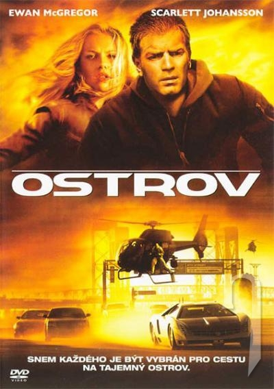 DVD Film - Ostrov