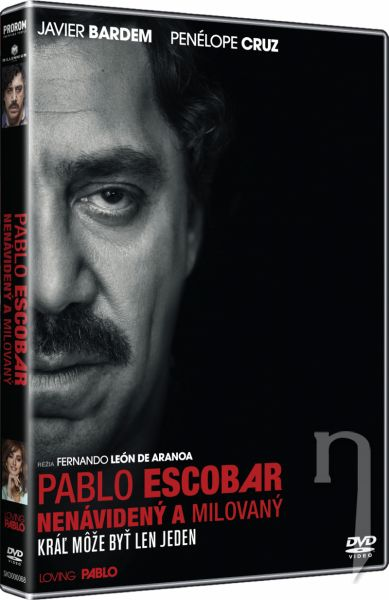 DVD Film - Escobar