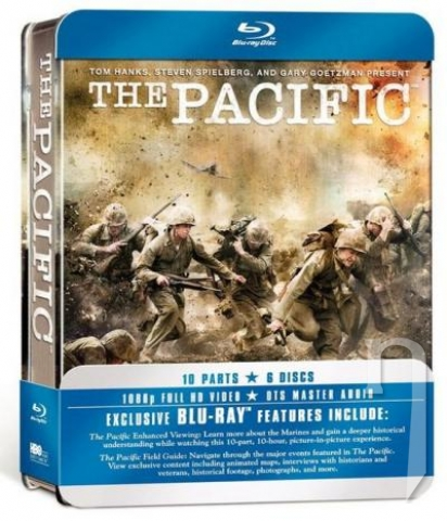 BLU-RAY Film - Pacific (6 bluray)