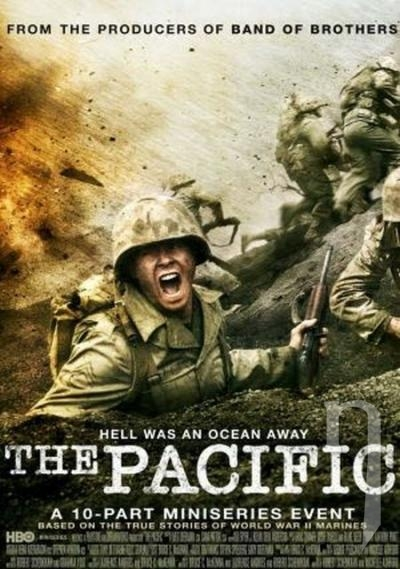 DVD Film - Pacific (6 DVD eco-box)