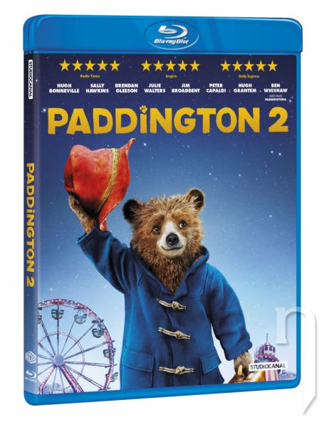 BLU-RAY Film - Paddington 2