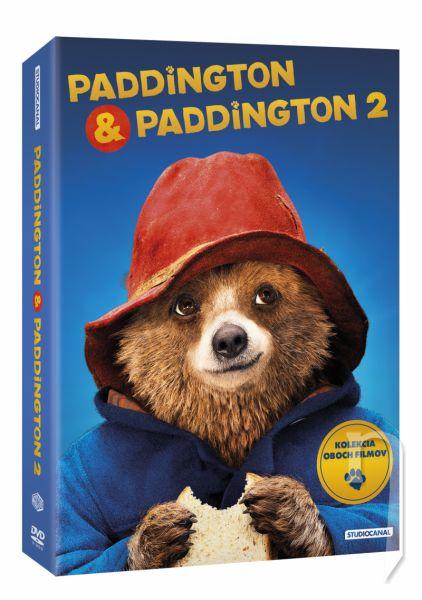 DVD Film - Paddington kolekce (2 DVD)