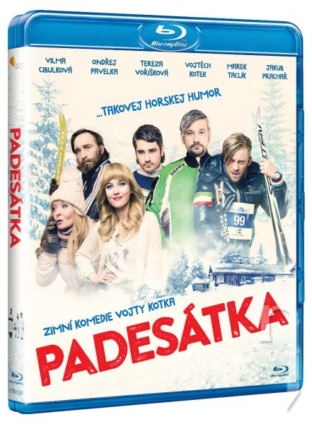BLU-RAY Film - Padesátka + CD