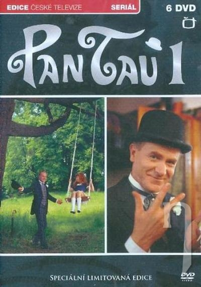 DVD Film - Pan Tau 1+2 (11 DVD)