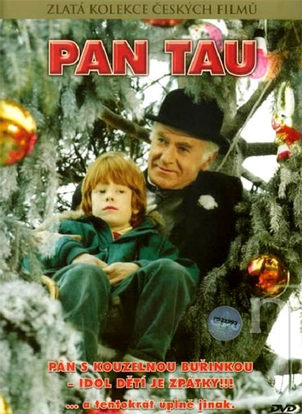 DVD Film - Pan Tau