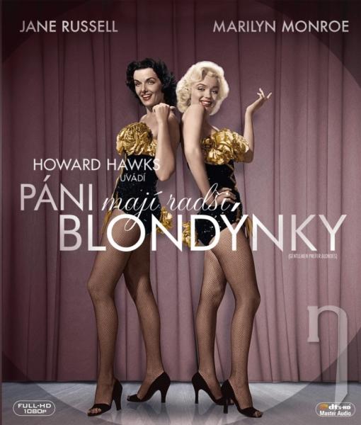 BLU-RAY Film - Páni mají radši blondýnky