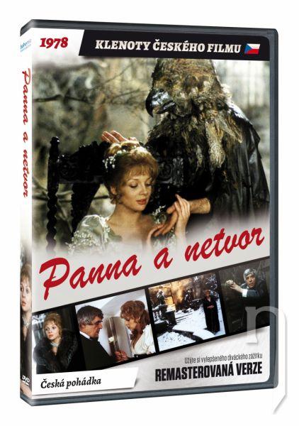 DVD Film - Panna a netvor