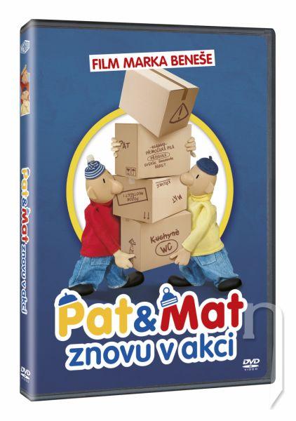 DVD Film -  Pat a Mat znovu v akci
