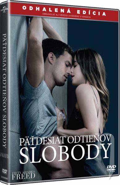 DVD Film - Padesát odstínů svobody