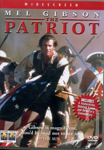 DVD Film - Patriot (bez dabingu)
