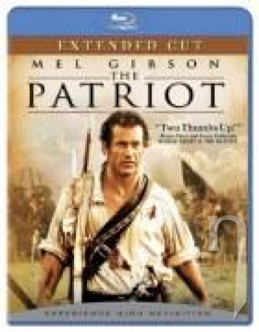BLU-RAY Film - Patriot (Blu-ray)