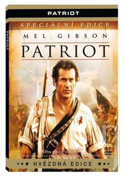 DVD Film - Patriot (pap. box)