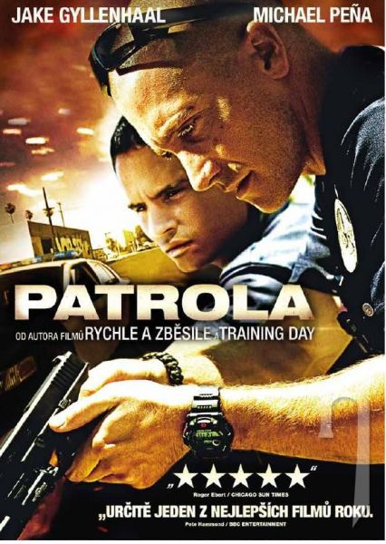 DVD Film - Patrola