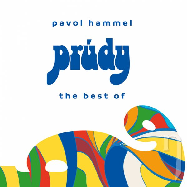 CD - PAVOL HAMMEL a PRÚDY - The Best Of