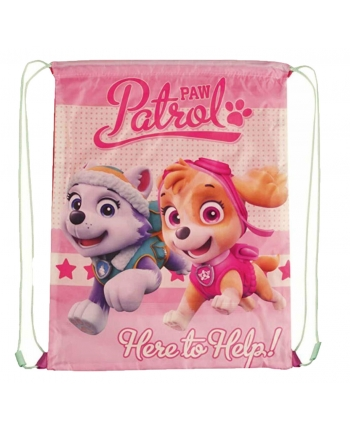 Paw Patrol - Skye - vak na chrbát - 31x39 cm
