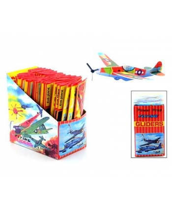 Penové skladacie lietadielko EVA (displej 12 ks)