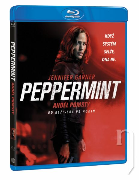 BLU-RAY Film - Peppermint