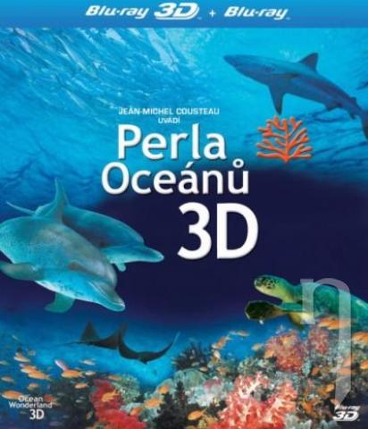 BLU-RAY Film - Perla oceánu 3D