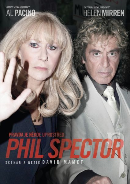 DVD Film - Phil Spector