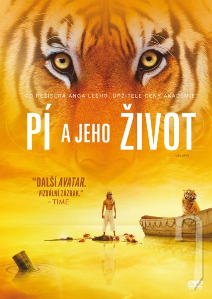 DVD Film - Pí a jeho život