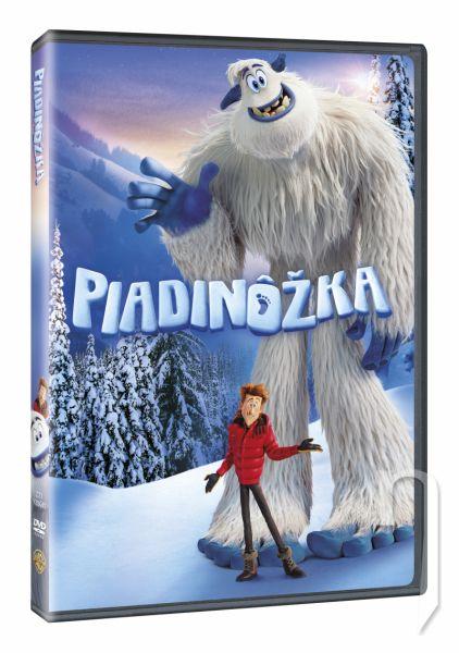 DVD Film - Yeti: Ledové dobrodružství