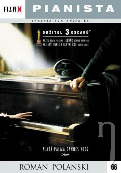 DVD Film - Pianista (FilmX)