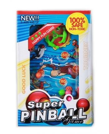 Pinball hra (7x10 cm) - rôzne druhy