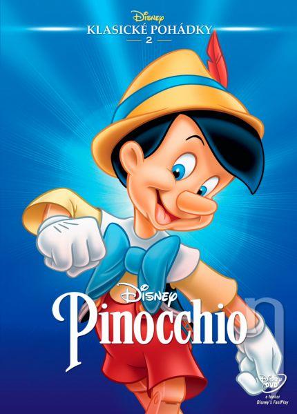DVD Film - Pinocchio