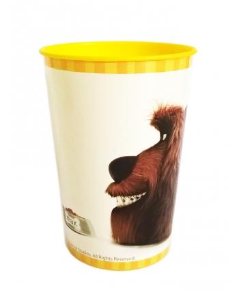 Plastový pohár - Tajný život maznáčikov (260 ml.)