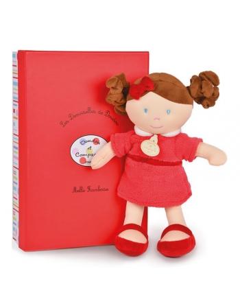 Plyšová bábika Framboise v škatuľke - Dou Dou (30 cm)